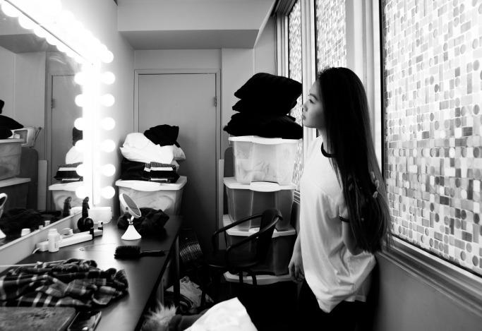dressing avec miroir