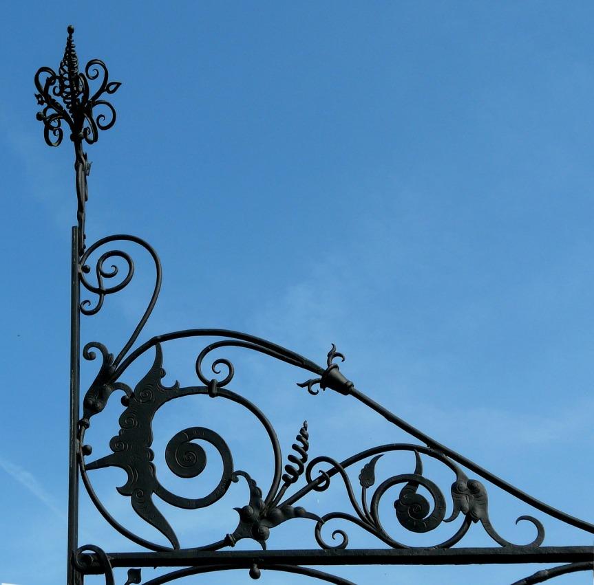 haut de portail