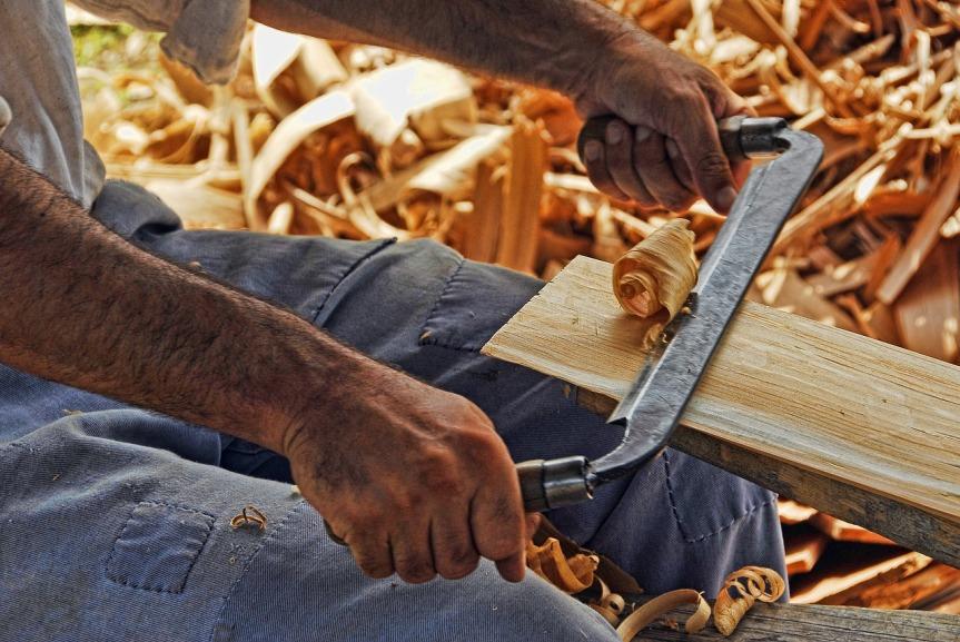 Quels sont les outils du menuisier?