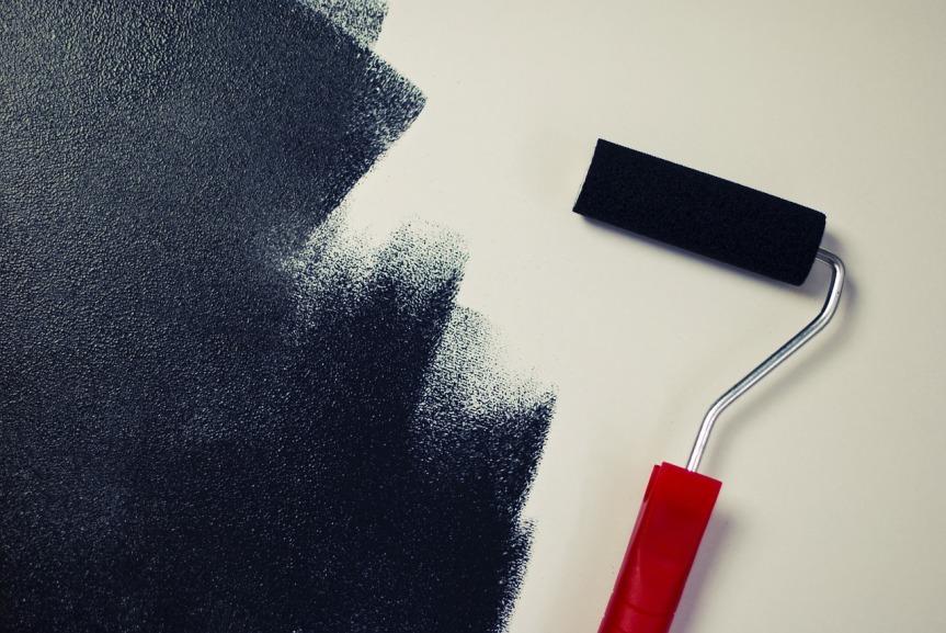 Peut-on peindre sur du papier peint?