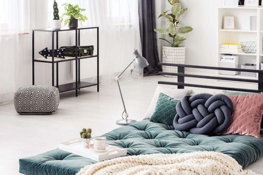 Pourquoi choisir un matelas futon pour votre chambre?